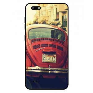 Coque De Protection Voiture Beetle Vintage ZTE Blade Force