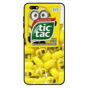 Coque De Protection Tic Tac Bob ZTE Blade Force
