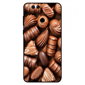Coque De Protection Chocolat Pour Huawei Honor 7X