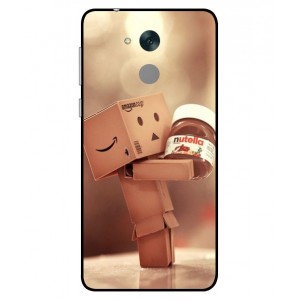 Coque De Protection Amazon Nutella Pour Huawei Honor 6C Pro
