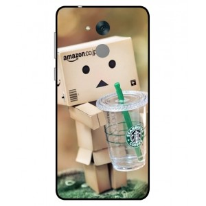 Coque De Protection Amazon Starbucks Pour Huawei Honor 6C Pro