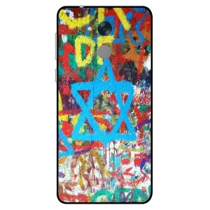 Coque De Protection Graffiti Tel-Aviv Pour Huawei Honor 6C Pro