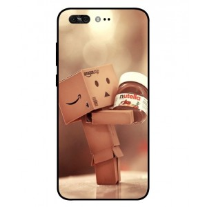Coque De Protection Amazon Nutella Pour Asus Zenfone 4 Pro ZS551KL