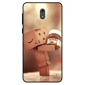 Coque De Protection Amazon Nutella Pour Nokia 2