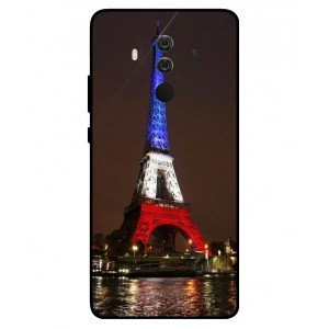Coque De Protection Tour Eiffel Couleurs France Pour Huawei Mate 10 Porsche Design