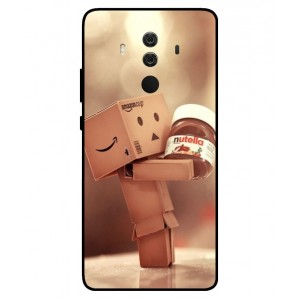 Coque De Protection Amazon Nutella Pour Huawei Mate 10 Porsche Design