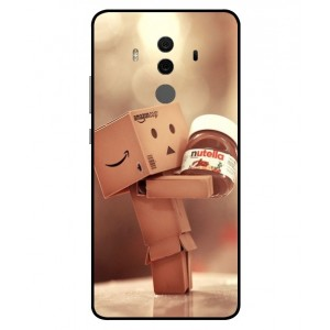 Coque De Protection Amazon Nutella Pour Huawei Mate 10 Pro
