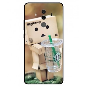 Coque De Protection Amazon Starbucks Pour Huawei Mate 10 Pro