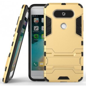 Protection Antichoc Type Otterbox Or Pour LG Q8