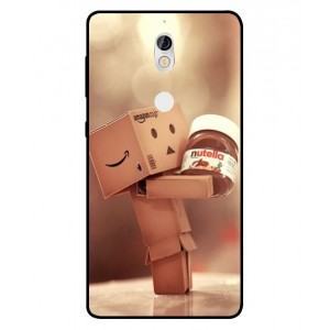 Coque De Protection Amazon Nutella Pour Nokia 7