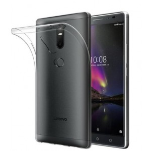 Coque De Protection En Silicone Transparent Pour Lenovo K8 Note