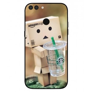 Coque De Protection Amazon Starbucks Pour Archos Sense 50DC