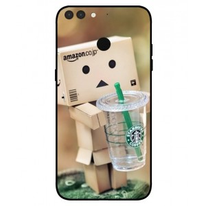 Coque De Protection Amazon Starbucks Pour Archos Sense 55DC