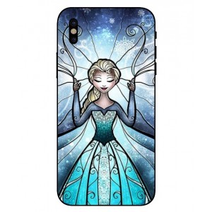 Coque De Protection Elsa Pour iPhone X