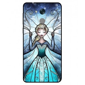 Coque De Protection Elsa Pour Huawei Honor 6C Pro