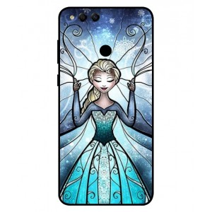 Coque De Protection Elsa Pour Huawei Honor 7X