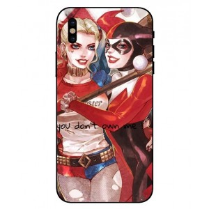 Coque De Protection Harley Pour iPhone X