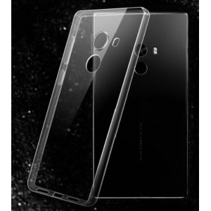 Coque De Protection En Silicone Transparent Pour Xiaomi Mi Mix 2