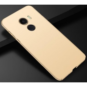 Coque De Protection Rigide Or Pour Xiaomi Mi Mix 2