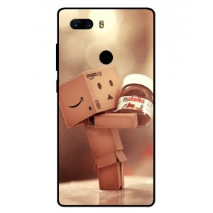 Coque De Protection Amazon Nutella Pour ZTE Nubia Z17S
