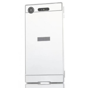 Protection Bumper Blanc Pour Sony Xperia XZ1 Compact
