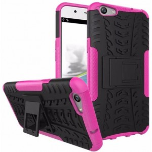 Protection Antichoc Type Otterbox Rose Pour Oppo A59