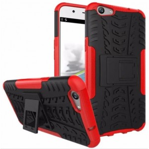 Protection Antichoc Type Otterbox Rouge Pour Oppo A59