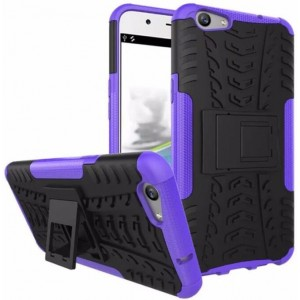 Protection Antichoc Type Otterbox Violet Pour Oppo A59