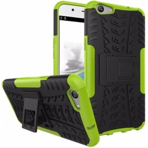 Protection Antichoc Type Otterbox Vert Pour Oppo A59