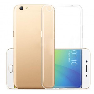 Coque De Protection En Silicone Transparent Pour Oppo A59