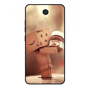 Coque De Protection Amazon Nutella Pour Archos 50F Neon