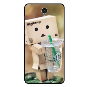 Coque De Protection Amazon Starbucks Pour Archos 60 Platinum
