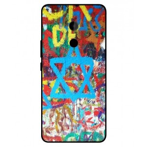 Coque De Protection Graffiti Tel-Aviv Pour HTC U11 Plus
