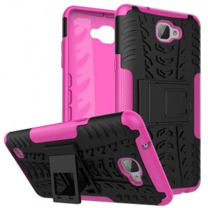 Protection Antichoc Type Otterbox Rose Pour LG X5