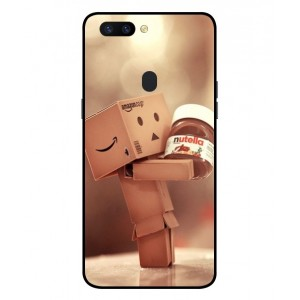 Coque De Protection Amazon Nutella Pour Oppo R11s