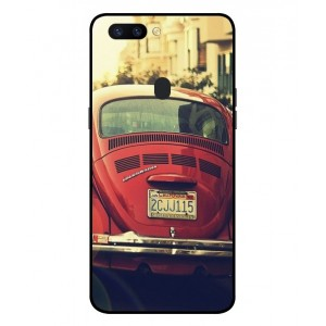 Coque De Protection Voiture Beetle Vintage Oppo R11s