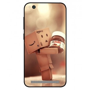 Coque De Protection Amazon Nutella Pour Xiaomi Redmi 5a