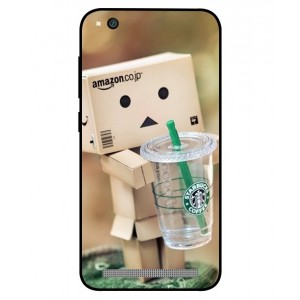 Coque De Protection Amazon Starbucks Pour Xiaomi Redmi 5a