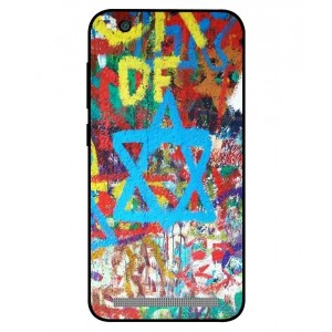 Coque De Protection Graffiti Tel-Aviv Pour Xiaomi Redmi 5a