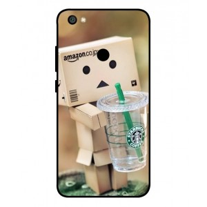Coque De Protection Amazon Starbucks Pour Xiaomi Redmi Y1