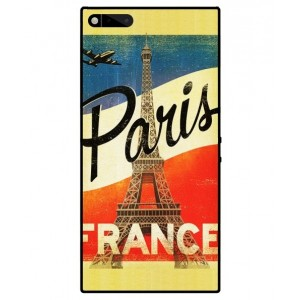 Coque De Protection Paris Vintage Pour Razer Phone
