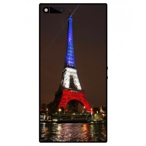 Coque De Protection Tour Eiffel Couleurs France Pour Razer Phone