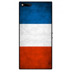 Coque De Protection Drapeau De La France Pour Razer Phone