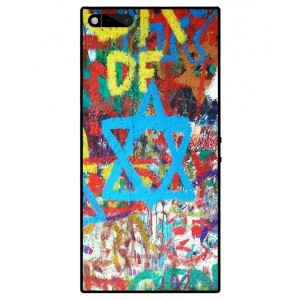 Coque De Protection Graffiti Tel-Aviv Pour Razer Phone