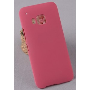 Coque De Protection Rigide Rose Pour HTC One S9