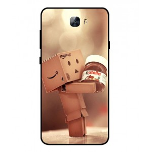 Coque De Protection Amazon Nutella Pour Huawei Y6II Compact