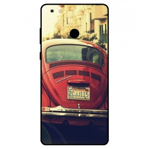 Coque De Protection Voiture Beetle Vintage Gionee M7 Power