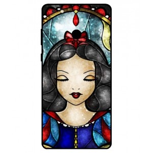 Coque De Protection Blanche Neige Pour Gionee M7 Power