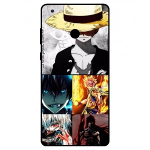 Coque De Protection One Piece Luffy Pour Gionee M7 Power