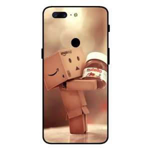 Coque De Protection Amazon Nutella Pour OnePlus 5T